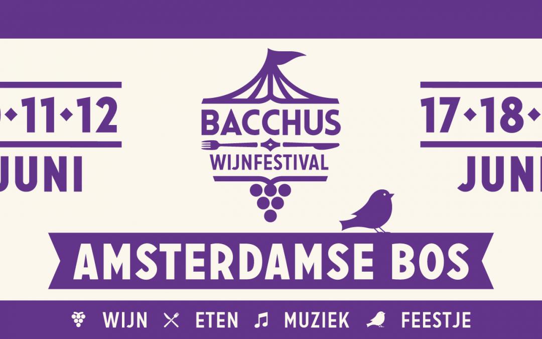 Bacchus Wijnfestival in Amsterdam Paul Mas Huiswijn