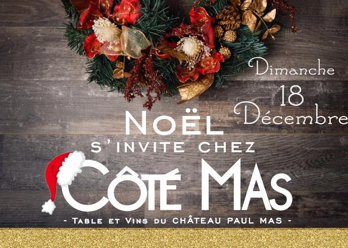 Marché de Noël de Côté Mas