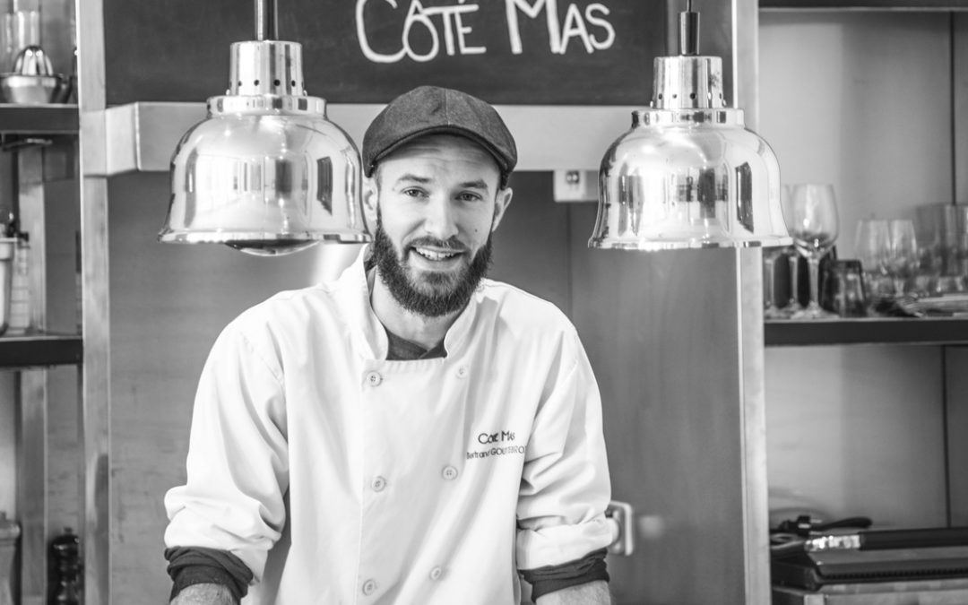 Bertrand Gouttebroze Chef du Bar à Vins Côté Mas