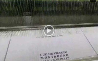 Vidéo Live le torchon Côté Mas est en train de prendre forme !
