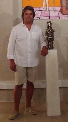 Bernard Denis Sculpteur à Pézenas