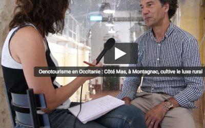 La viniculture en occitanie par Jean Claude Mas