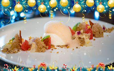 Bon Cadeau Offre Spécial Noël 1 diner pour 2 personnes