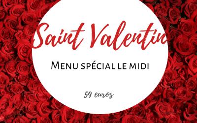 Saint Valentin à Côté Mas le Midi