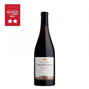 Vin Rouge - Château des Crès Ricards OENOTHERA