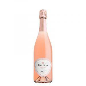 Paul Mas- Prima Perla- Brut-Crément de Limoux Rosé