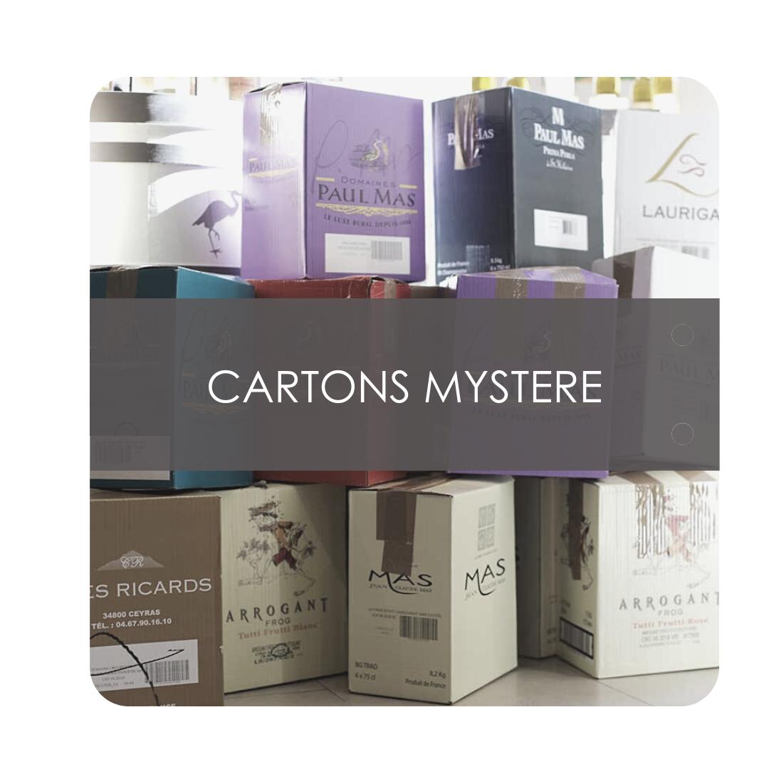 Cartons mystère