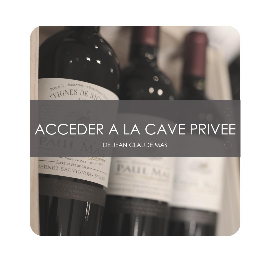 La Cave Privée de Jean Claude Mas