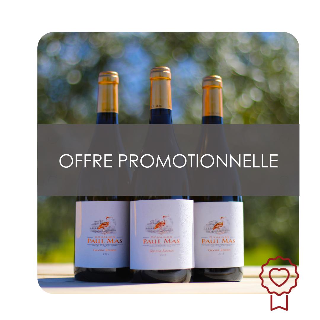 Promo chardonnay grande réserve