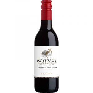 Offre promotionnelle mignonettes Paul Mas Rouge 250ml