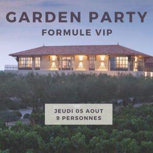 Formule VIP 9 pers