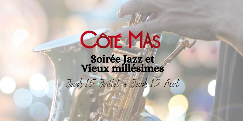 Soirée Jazz été 2021