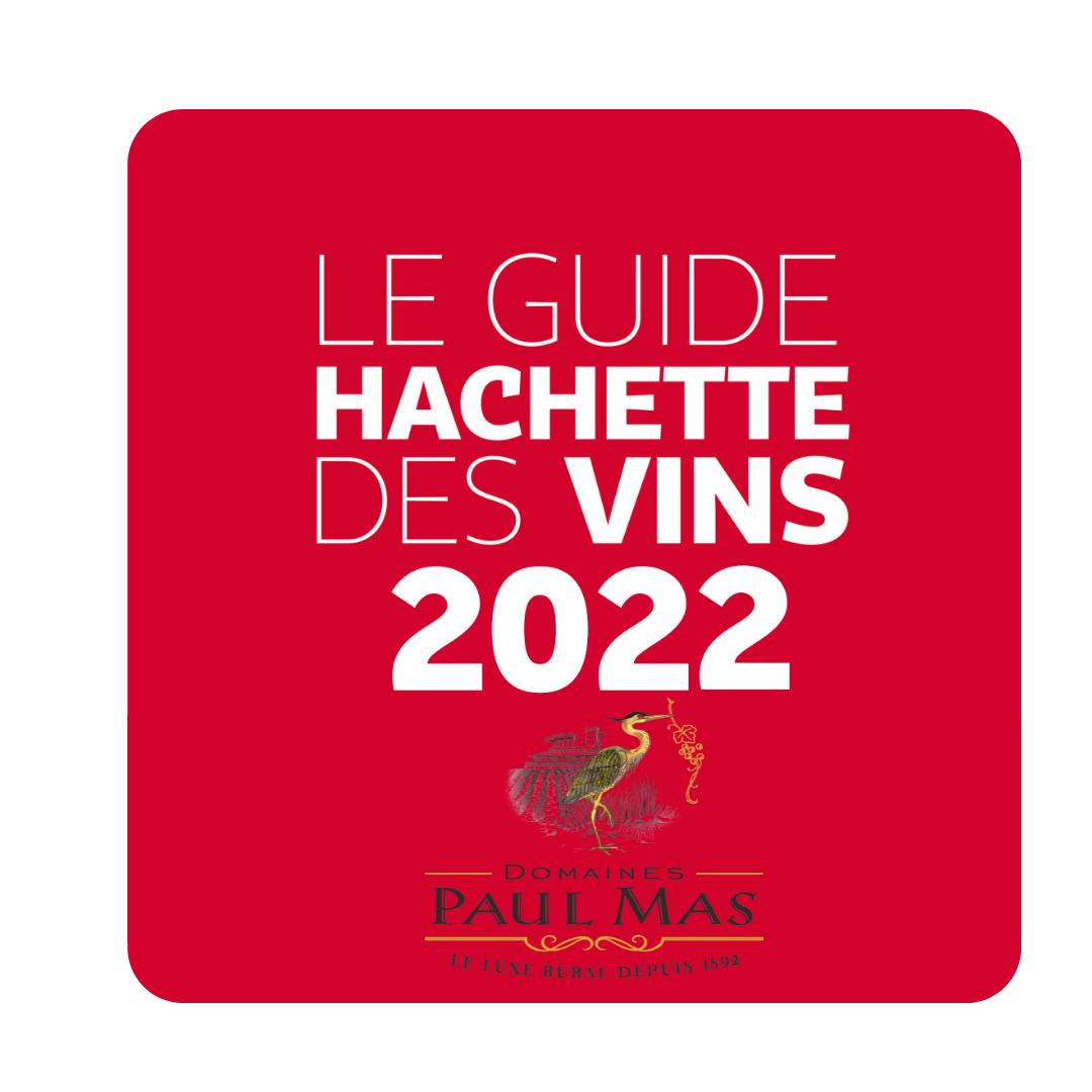 Sélection Le Guide Hachette des vins 2022