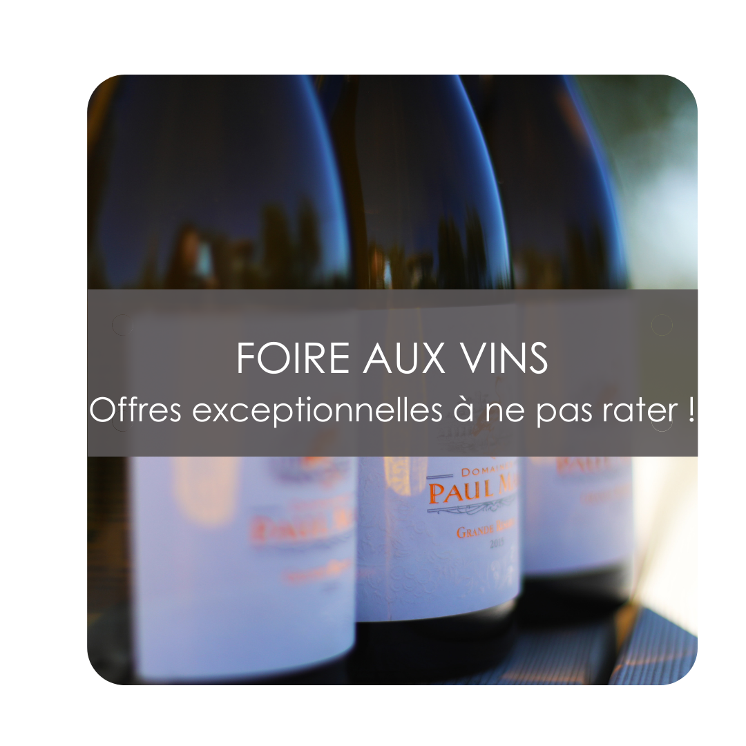Foire aux vins 2021